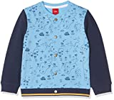 s.Oliver Baby-Jungen Sweatjacke 65.804.43.4938, Blau (Light Blue 5316), 92