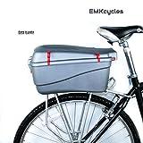 EMK Gepäckbox für Fahrrad, groß