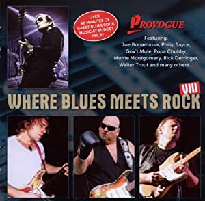 Where Blues Meets Rock /Vol.8
