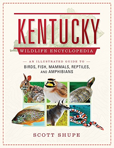 Kentucky Wildlife Encyclopedia: An Illustrated Guide to Birds, Fish, Mammals, Reptiles, and Amphibians (Minnow Net)