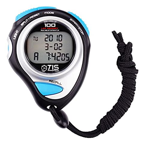 TIS Pro 234 Stopwatch - Large Scale Display - 100