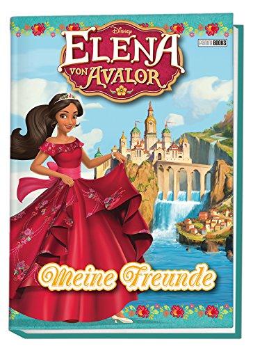 Disney Elena von Avalor Freundebuch: Meine Freunde