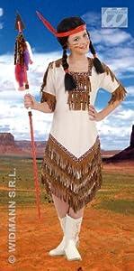 WIDMANN wdm55818?Disfraz para niños Indiana (158cm/11?13años), marrón, S