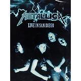 Metallica- Live In San Diego DVD