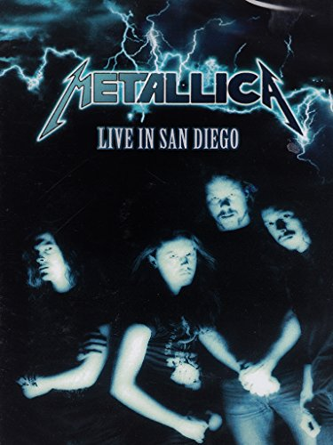 Metallica - Live in San Diego