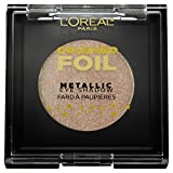 L'Oréal Paris Lidschatten Infaillible Crushed Foil 23 Diamond Dust, 1 g