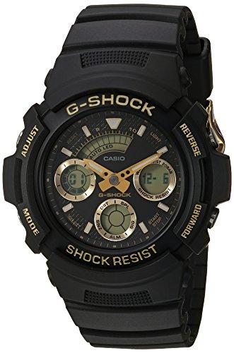 Casio De los Hombres G Shock de Resina de Cuarzo Casual Reloj, Color: