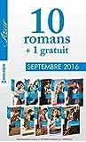 10 romans azur 1 gratuit n?3745 ? 3754 septembre 2016