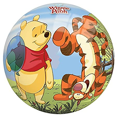 John 50699 – Vinyl-Spielball Winnie The Pooh, 230 mm
