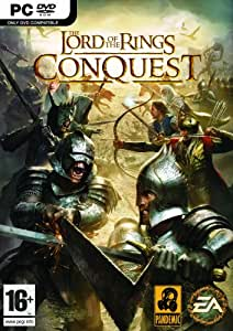 Lord Of The Rings: Conquest (PC DVD)