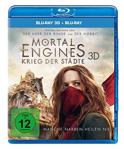 Mortal Engines: Krieg der Städte (+ Blu-ray 2D)