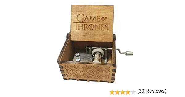 Hudson Crafts Game of Thrones Bo/îte /à Musique