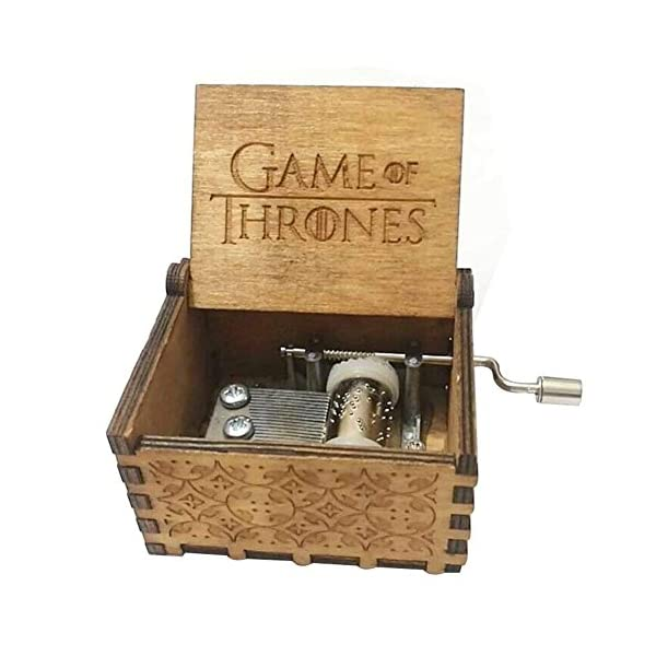 Hudson Crafts Game of Thrones Music Box