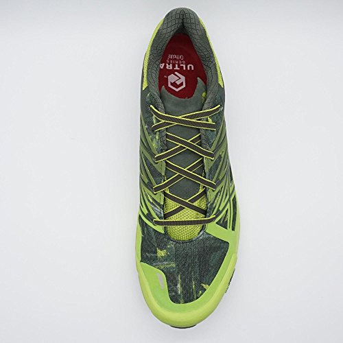 The North Face M Ultra Endurance, Scarpe da Trail Running Uomo Verde (Lmgn/Clbgivgnfd)