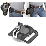 Banggood Professional Durable Camera Waist Belt Mount Quick Strap Buckle Hanger Clip