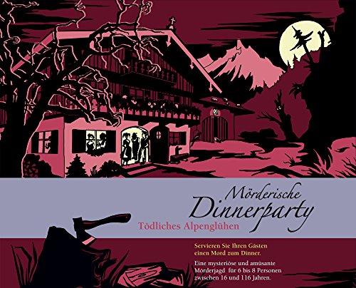 Kostüm Party Chicago Halloween - Mörderische Dinnerparty - Tödliches Alpenglühen