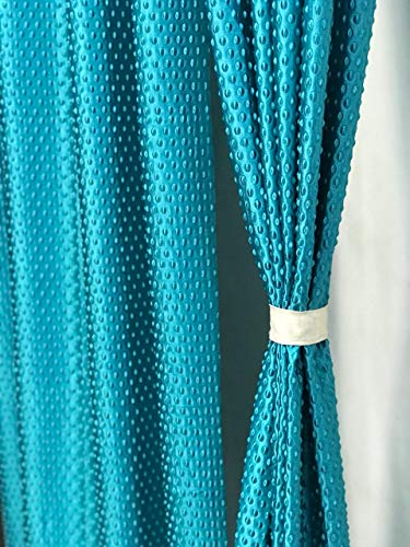 check MRP of turquoise curtains Magnetic Shadow