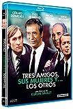 Tres amigos, sus mujeres y… los otros - BD [Blu-ray]