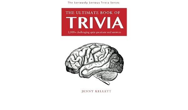 Amazon.in: Buy The Ultimate Book of Trivia: Volume 1 (Trivia ...