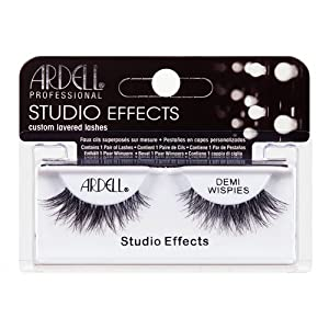(6 Pack) ARDELL Studio Effects Custom Layered Lashes - Demi Wispies