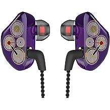 Auriculares ZTE Angelcare Headsets con Cable In Ear Hi-Fi Auriculares estéreo Auriculares Deportivos Cancelación
