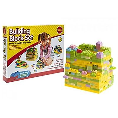 Building Brick Set 1000pcs Creative Toys Jeu éducatif pour enfants