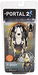 Portal 7-inch P-Body with Deluxe Figure