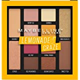 Maybelline New York Lemonade Craze Eye Shadow Palette, Multicolour, 7.4 g
