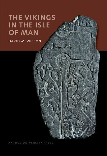 Vikings in the Isle of Man by David Wilson (2008-08-15)