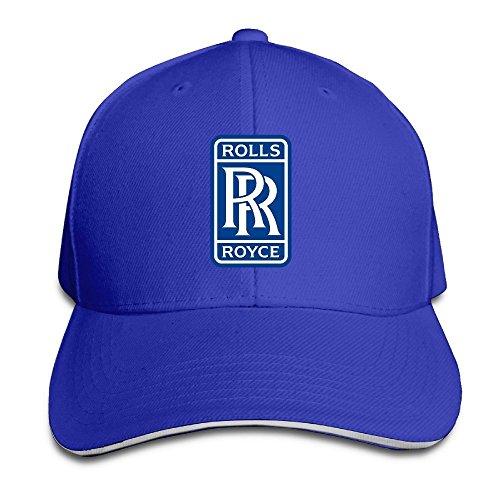 hittings-rolls-royce-sandwich-baseball-caps-for-unisex-adjustable-royalblue