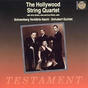 Schubert : Quintette D. 956 - Schoenberg : La Nuit Transfigurée