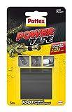Pattex - Adhésif - Power Tape - Imperméable - 5 mtr - Noir