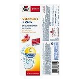Doppelherz Vitamin C +Zink Brausetablette, 3er Pack (3 x 95 g) - 4