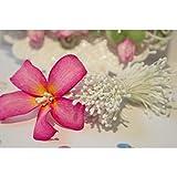 #2: Bright White 2mm Head Size Flower Making Stamens Stiff Thread Pollens