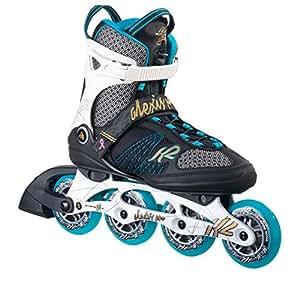 K2 Damen Inline Skates Alexis Pro 84, Mehrfarbig, EU 35 (US 5), 30A0106.1.1.050