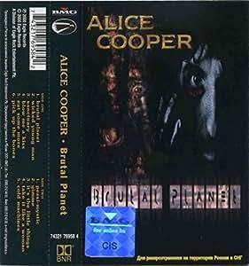 Brutal Planet (US Import) [Musikkassette] [DE Import] [Import anglais]