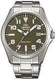 Orient Uhr Sporty Automatic grün Daum runde Herrenarmbanduhr Modeuhr FER2D006F0