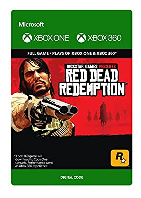 Red Dead Redemption [Xbox 360 - Download Code] from Take-Two