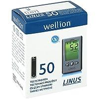 Wellion Linus Blutzucker Teststreifen 50 stk preisvergleich bei billige-tabletten.eu