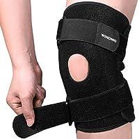 WINOMO verstellbare Kniebandage Knieschützer Knieschutz Verstellbare Offene Patella-Unterstützung für Meniskus-Träne... preisvergleich bei billige-tabletten.eu
