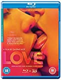 Love (2015) ( ) (3D & 2D) [ UK Import ] (Blu-Ray)