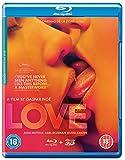 Love (2015) ( ) (3D & 2D) [ UK Import ] (Blu-Ray)