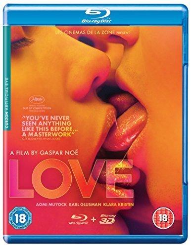 Preisvergleich Produktbild Love (2015) ( ) (3D & 2D) [ UK Import ] (Blu-Ray)