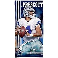 Dak WinCraft Prescott Dallas Cowboys NFL Serviette de plage