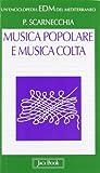 Musica popolare e musica colta