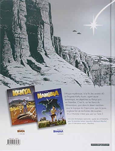 Namibia - tome 5 - Épisode 5