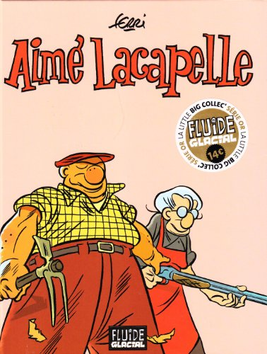 Aimé Lacapelle, Intégrale Série Or (Petit format)