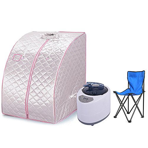 Portable Steam Sauna Personal Sp...