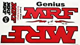 #7: A K MRF Genius Cricket Bat Sticker Virat Kohli Grand Edition