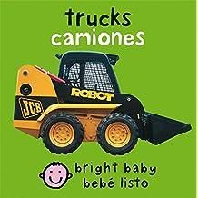 Bilingual Bright Baby Trucks